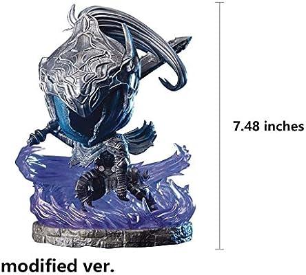 Yanshangqi Dark Souls - Artorias El Abysswalker Vinilo Estatua - PVC Figura -7.48 Pulgadas: Amazon.es: Juguetes y juegos