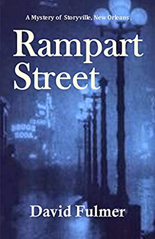 book cover of Rampart Street