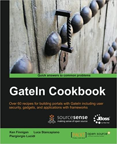 GateIn Cookbook