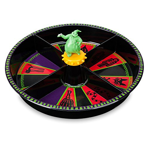 Disney Oogie Boogie Roulette Candy Dish