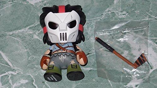 Kidrobot Teenage Mutant Ninja Turtles Series 2 TMNT Shell Shock Casey Jones 3