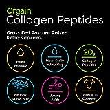 Orgain Grass Fed Hydrolyzed Collagen Peptides