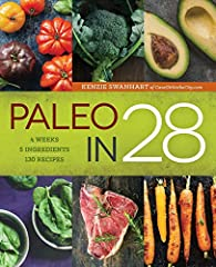 Lay the foundation for a healthy lifestyle with Paleo in 28's all-in-one paleo cookbook and diet plan.   When it comes to making changes to your diet, getting started is always the hardest part. That's why Paleo in 28 offers you more than ju...