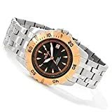 Croton CA301183SSRG Mens Automatic All Stainless Steel Watch