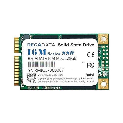 RECADATA mSATA III MLC High-end Industrial Grade Enterprise Class Internal Solid State Drive SSD (512G) by RECADATA