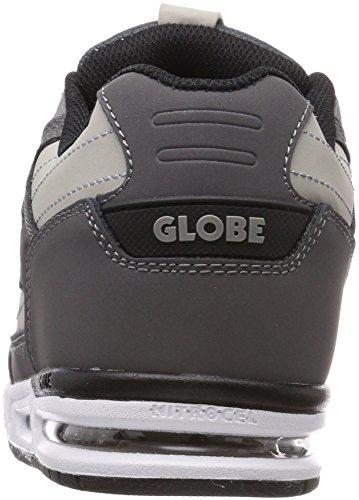 Globe Fury Scarpe Da Skateboard Uomo Grau charcoal white