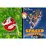 Ghostbusters , Spaced Invaders : Cult Classic Comedy 2 pack