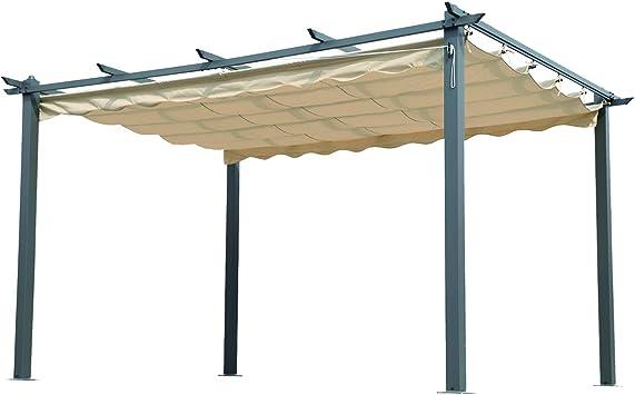 AGL Tlink - Carpa de Aluminio para terraza, tamaño 3X4M, 157.48 x ...