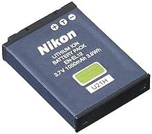 Nikon EN-EL12 - Batería fotográfica (Li-Ion, 3.7 V, 1050 mAh)