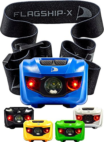 Flagship X Waterproof Camping Headlamp Flashlight