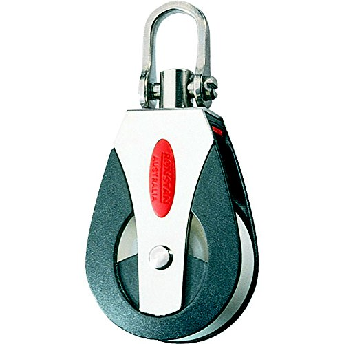- Pulley Block, Fibrous Rope, 880 lb.