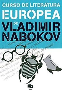 Curso de literatura europea par Nabokov