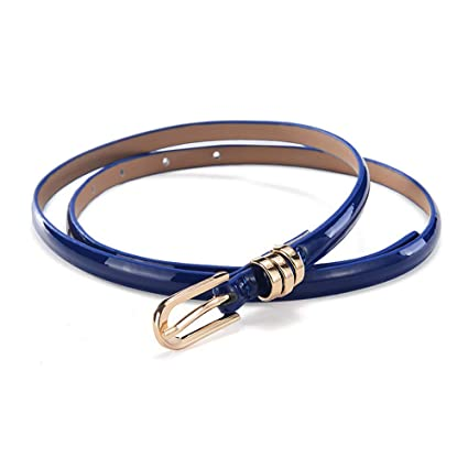 Styhatbag Cinturón de Mujer para Mujer Cinturones de Cuero para los Vestidos  de Las Mujeres Skinny 6551905cb2c9