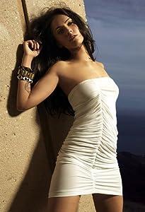 Amazon Com Megan Fox Sexy Tight White Dress 34 13x19