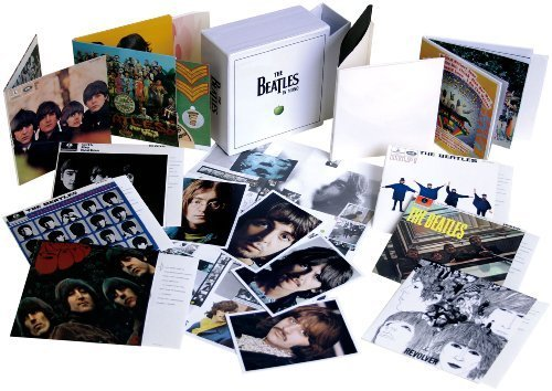 The Beatles in Mono Fully Remastered 13 Cd Set New by The Beatles (2009-09-09?