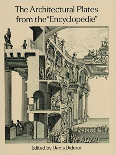 The Architectural Plates From The Encyclopedie Dover Architecture