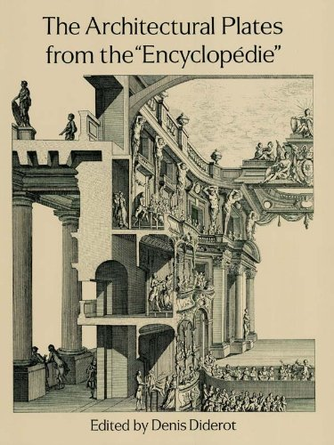 Architectural Plate (The Architectural Plates from the Encyclopedie (Dover Architecture))