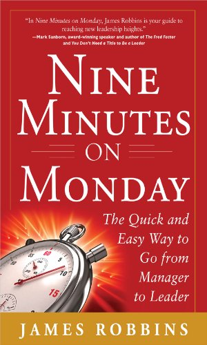 Amazon nine minutes on monday the quick and easy way to go nine minutes on monday the quick and easy way to go from manager to leader fandeluxe Image collections