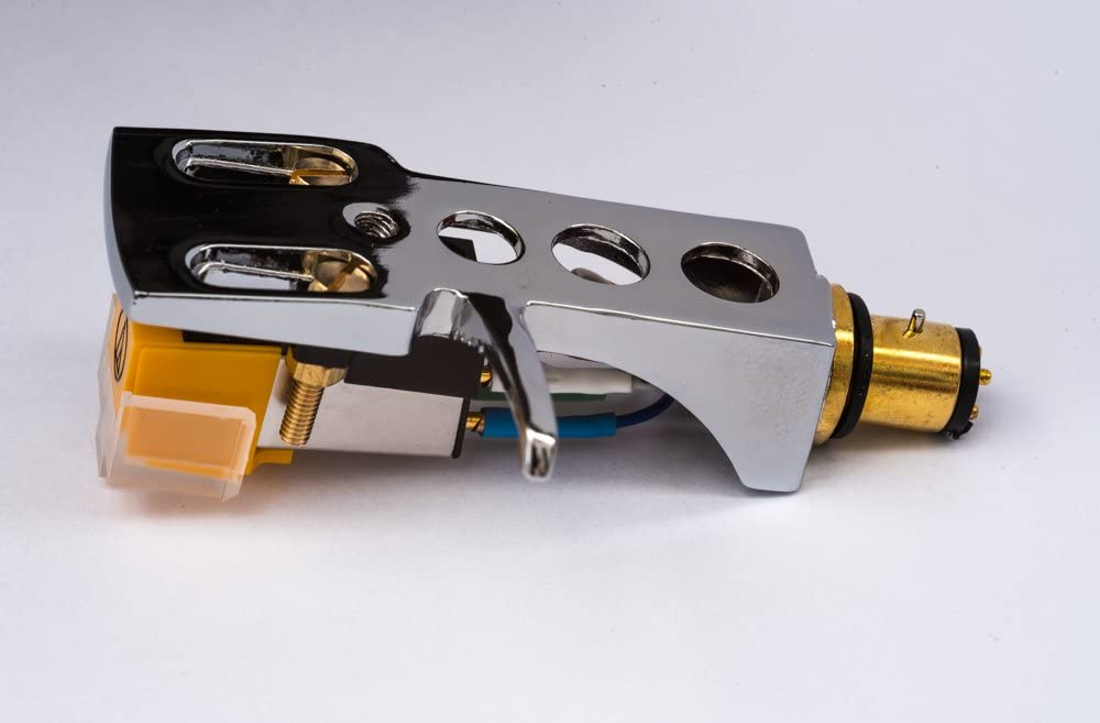 PSLX49P GOLD PLATED HEADSHELL COMPLETE SONY PSLX44P PSLX46P PSLX52P,