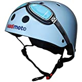 Kiddimoto Kids Helmet – Blue Goggle (Small 2-5 years) Review
