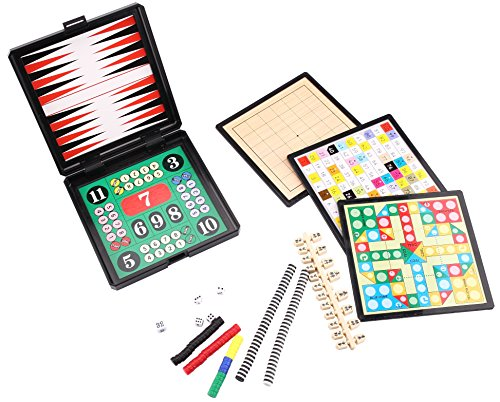 Magnetic Game Travel Set Boards,Chinese Checkers / Reversi