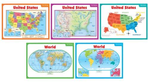 (Teaching Maps Bulletin Board (SC541743))