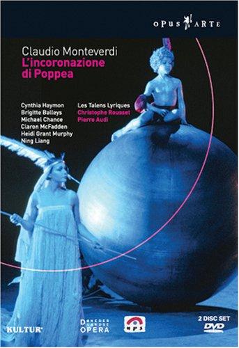 Price comparison product image L'incoronazione di Poppea - Claudio Monteverdi (De Nederlandse Opera