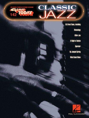 E-Z Play Today 142 Classic Jazz ebook