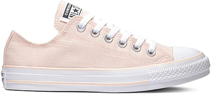 Converse All Star Lo Top Frayed Lines