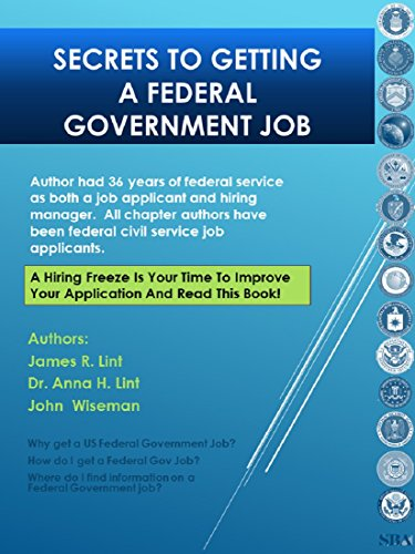 Secrets to Getting a Federal Government Job