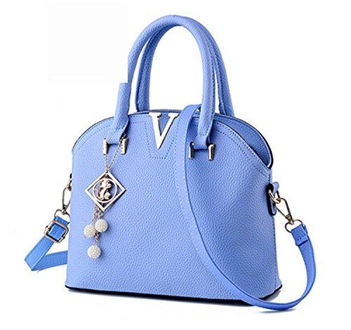 Italian Design Bucket Handbag - 7