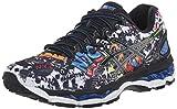 ASICS Men's Gel-Nimbus 17 NYC Running Shoe, Twenty/Six/Two, 14 M US