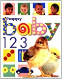 Happy Baby 123 (Priddy Bicknell Big Ideas for Little People)