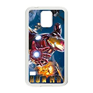 JIANADA Iron Man Bestselling Hot Seller High Quality Case Cover For Samsung Galaxy S5