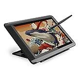 Huion Kamvas GT-156HD V2 Drawing Tablet Monitor Pen Display with 8192 Pen Pressure-Upgraded Version