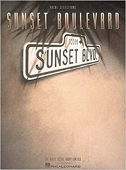 Book Sunset Boulevard Vocal Selections