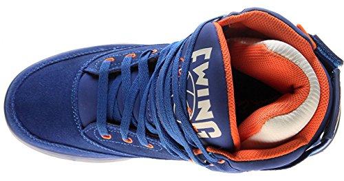 Patrick Ewing Leichtathletik Ewing 33 Hallo Herren Basketballschuhe 1EW90013-449 Blau