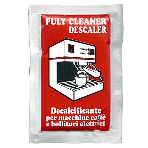 Puly / Puly Caff Cleaner Descaler Espresso Machine Cleaner - One 30g Packet