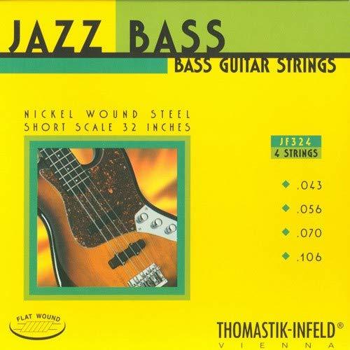 040 Nickel Round Wound Bass - 6
