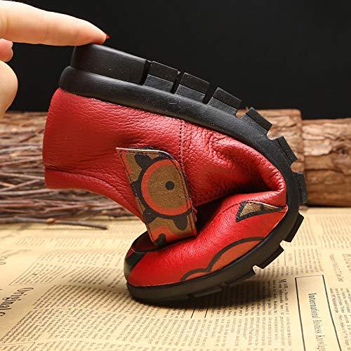 ZHRUI Scarpe (Colore : : : Rosso, Dimensione : EU 39)Rosso b1fb17