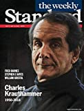 Magazine Subscription Weekly Standard (91)  Price: $237.60$64.00($1.33/issue)