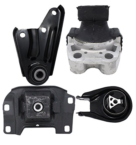 Engine and Trans Mounts 4pc Set for 2004-2010 Mazda 3 5 2.0L 2.3L