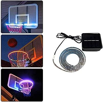 ORCCAC Luz de Noche LED de Color de Caja de Baloncesto ...