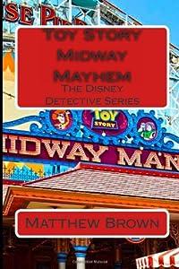 Paperback Toy Story Midway Mayhem Book