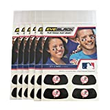 #8: (24 Strips) New York Yankees MLB Eye Black Anti Glare Strips, Great for Fans & Athletes on Game Day