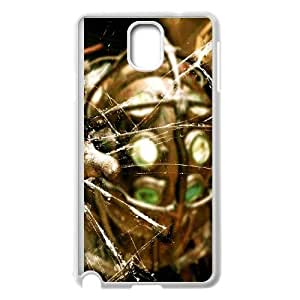 Bioshock Samsung Galaxy Note 3 Cell Phone Case White Gift xxy_9930905