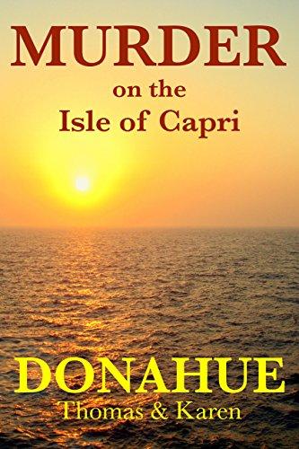 - Murder on the Isle of Capri (Ryan-Hunter Series Book 4)