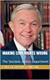A hard-hitting, in-depth look at the ways and means Attorney General Jeff Sessions will turn the Justice Department from long standing protector to relentless foe of civil, voting rights and criminal justice reform. Hutchinson goes far beyond Session...