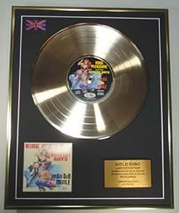 KING PLEASURE & THE BISCUIT BOY/Cd Disco de Oro Disco