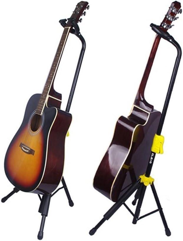 DoubleBlack Soporte Guitarra Electrica/Española/Acustica Pie ...